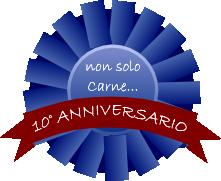 10 anni di attività