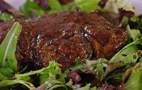 Filetto di manzo all'aceto balsamico
