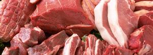 Materie prime carne